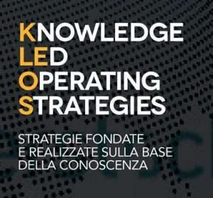 Knowledge Led Operating Strategies
