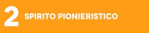 spirito pionieristico